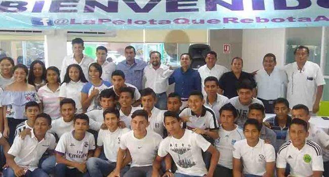 sí mismo globo Perplejo  Tendrá Pumas escuela de futbol | Tabasco Informa